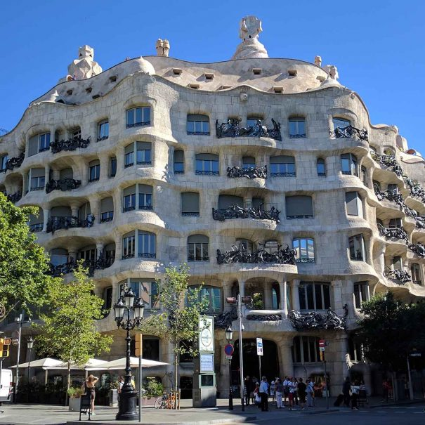 "Casa Milà ""La Pedrera"" - Barcelona Guided Private Tours"