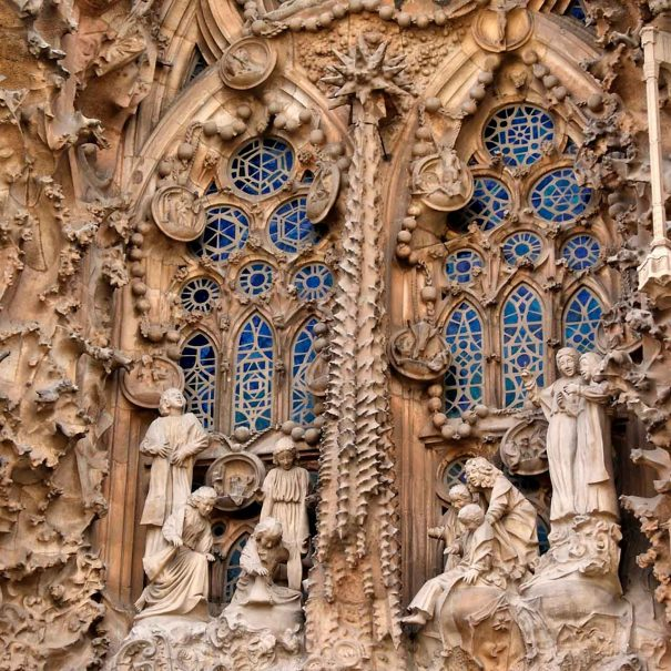 Sagrada Familia - Guided Tours in Barcelona