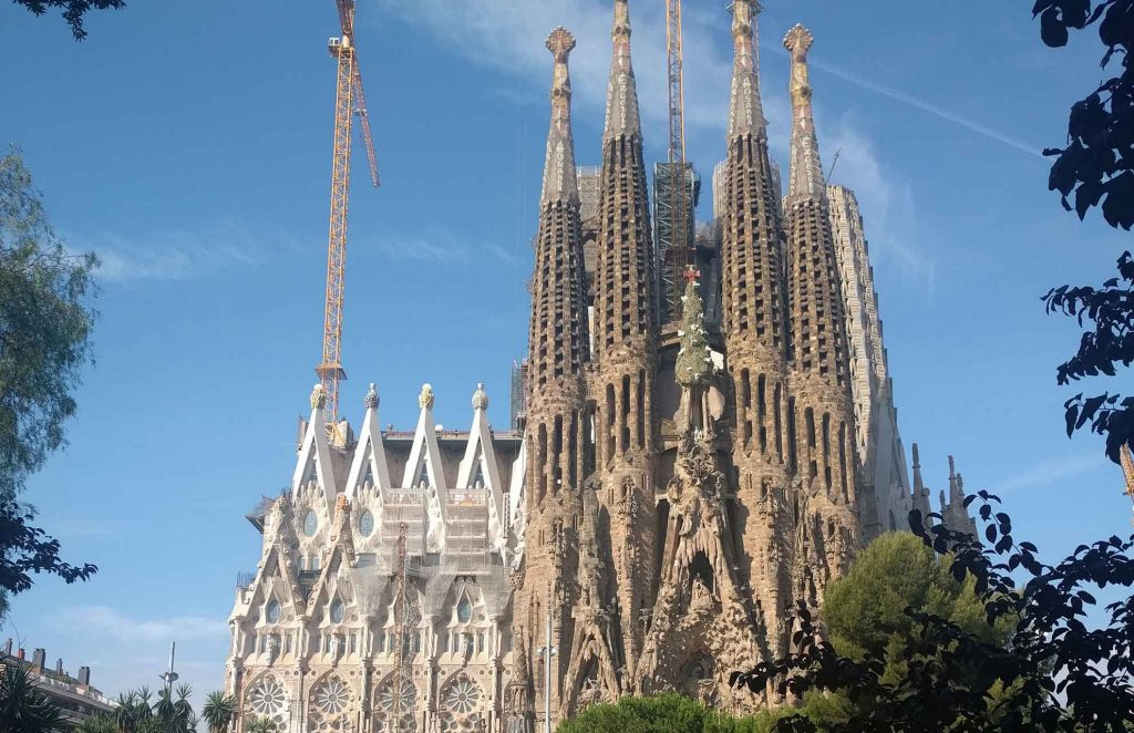 Sagrada Familia Private Tour in Barcelona